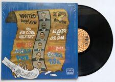 The Joe Cuba Sextet Wanted Dead Or Alive TICO SLP 1146 1976 Puerto Rico MINT