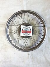 Honda XL100S 1981 rear wheel rim hub 42601-153-600ZB 1982 1983 1984 1985