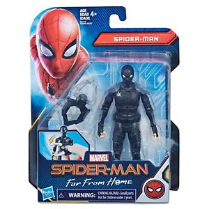 Spider-Man: Far From Home Stealth Suit Spider-Man includes Claw Accessory 2018