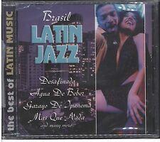 Brasil Latin Jazz CD