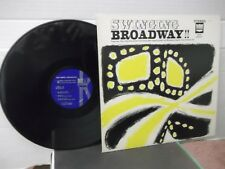 "Chico Hamilton,Bud Shank,Bob Cooper++,Kimberly,""Swinging Broadway""US,LP,st.jazz!"