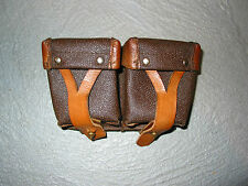 RUSSIAN MOSIN NAGANT LEATHER AMMO POUCH