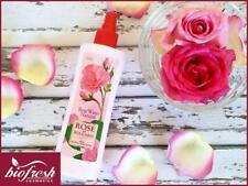 """Biofresh 100% NATURAL ROSE WATER """"Rose of Bulgaria"""" Spray Pump 230ml"""
