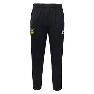 Umbro Men's Jamaica Long Pant, Black