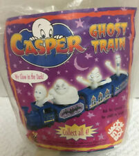 Jack In the Box Kids Meal Toy 1998 Casper Ghost Train Set Glow New Unopened