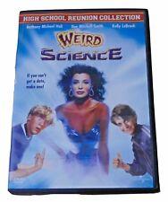 Weird Science DVD