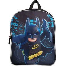 "Lego Ninjago Batman Kids 15"" Backpack"