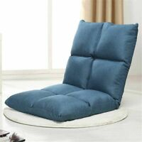 Folding Back Large Lazy Sofa Tatami Beds Single Net Red Chair Pouf Puff Couch