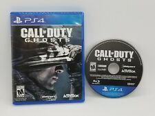 Call of Duty: Ghosts (PlayStation 4, 2013)
