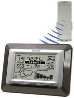 WS-9250U-IT La Crosse Technology Wireless Sun/Moon Weather Station with TX45U-IT