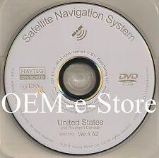 2012 Update 2006 2007 2008 2009 2010 Acura TSX & RL Navigation White DVD Map U.S