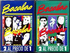 CASx2 - Various – Bacalao Mix 3 (MINT & SEALED)