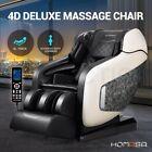 HOMASA Full Body 4D Electric Massage Chair Zero Gravity Shiatsu Heating Massager