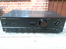 TECHNICS SU-V460 Verstärker VC-4 Amplifier System Class AA Made in Japan Bj.1990