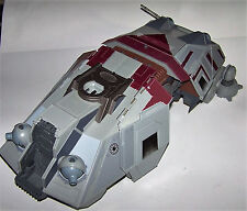 Star Wars AT-TE All Terrain Tactical Enforcer Droid Tank - Clone Wars Incomplete