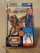 Marvel Legends 6 Inch Figure Apocalypse Series - Wolverine Unmasked Variant