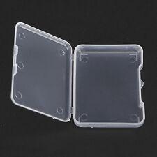 Rechteck Kunststoff Aufbewahrungs Boxen mit Deckel Transparent Schmuck Hardware