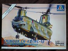 Italeri 1/72 CH-47 Chinook HC.1