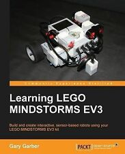 NEW Learning LEGO Mindstorms EV3 by Gary Garber