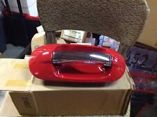 NEW OEM 2007 - 2014 LINCOLN NAVIGATOR RIGHT REAR OUTER DOOR HANDLE RED