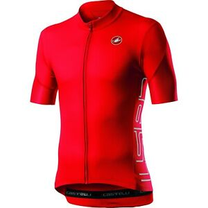 Castelli Men's Entrata V Bike Jersey - 2021