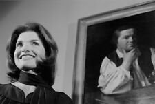 Jackie Kennedy Moments In Time Series- from Negative  RareAndOriginal Photo n123