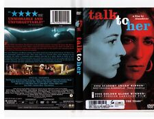 Talk to Her (Dvd, 2002, Widescreen, Spanish)