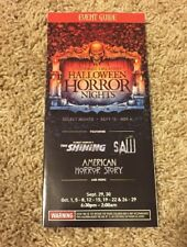 Universal Orlando Halloween Horror Nights 27 Event Guide