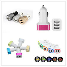 Mini Dual USB Twin Port 12V Universal In Car Charger Lighter Socket Adapter.AU