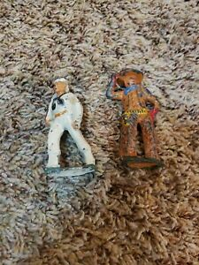 Barclay,Manoil Toy Navy Cowboy & Sailor Lot