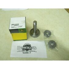 John Deere Spindle shaft w bearings 108 111 112L 130 160 165 180 AM39912, JD9296