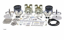 Dual 40mm Carburetor kit EMPI HPMX. VW, Volkswagen Bug, Bus and Ghia Weber