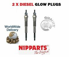 FOR ISUZU TROOPER VAUXHALL MONTEREY 3.1TD 19921999 NEW 2 x DIESEL GLOW PLUG