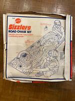 Mattel Hot Wheels Sizzlers Road Chase Set + RED BARON in Sealed Bag Vintage 1973