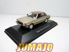 AQV38 Voiture 1/43 SALVAT Inolvidables 80/90 FORD TAUNUS GHIA - 1981