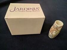 Nib! Jardinia Martin Perry Lizards On A Limb Vase Harmony Kingdom