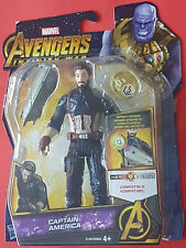 MARVEL Captain America  - Avengers Infinity War - Neu OVP -