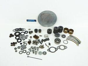 NOS Genuine Hodaka Unidentified Parts Hardware Lot Ace 90 100 Wombat Super Rat
