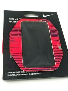 Nike Lightweight Arm Band 2.0 Pink/Purple Design Fits IPhone 6 Size