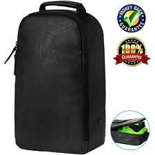 Brand New Agsdon Golf Shoe Bag, Premium Zipped Sports Bags Shoes Case - Black