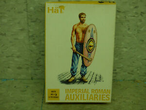 1/72 HaT / Airfix Compatible Imperial Roman Auxiliaries Inf Soldiers Lot#344Z