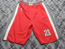 Size 28 Tim Duncan San Antonio Spurs Basketball NBA Shorts
