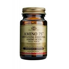 Solgar Amino 75 Vegetable Capsules 90