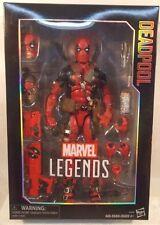 """Hasbro Marvel Legends Series 12"""" Deadpool Interchangeable Heads Hands (MISB)"""
