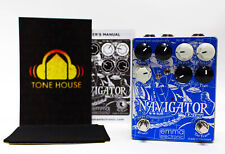 Emma Electronic Navigator Delay with Tap Tempo Guitar Effect Pedal