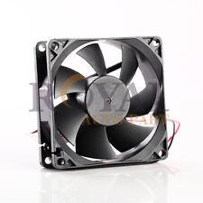 DC Cooling Fan 12V 0.22A, 45 CFM 2600 RPM, 80mm x 25mm 220mA BF512