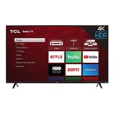 TCL 43S425 43 Inch 4K 60Hz Ultra HD Smart Roku LED TV 2018