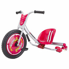 Razor Flash Rider 360 Drifting Kids Trike Tricycle Scooter Toy, Red (For Parts)