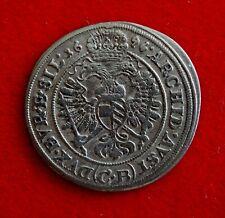 Leopold I Groschen 1701 Oppeln