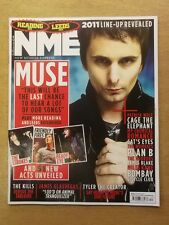 NME MARCH 26 2011 MUSE THE STROKES PLAN B MILES KANE PATRICK WOLF THE WOMBATS